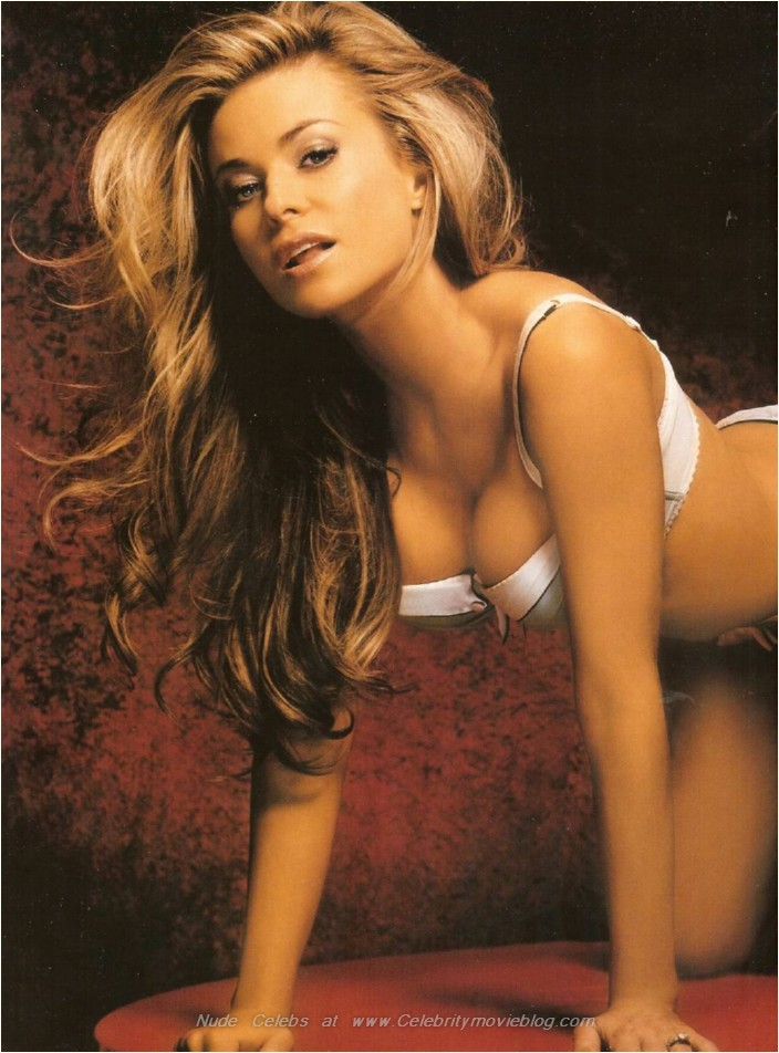Carmen electra naked sex confirm. And