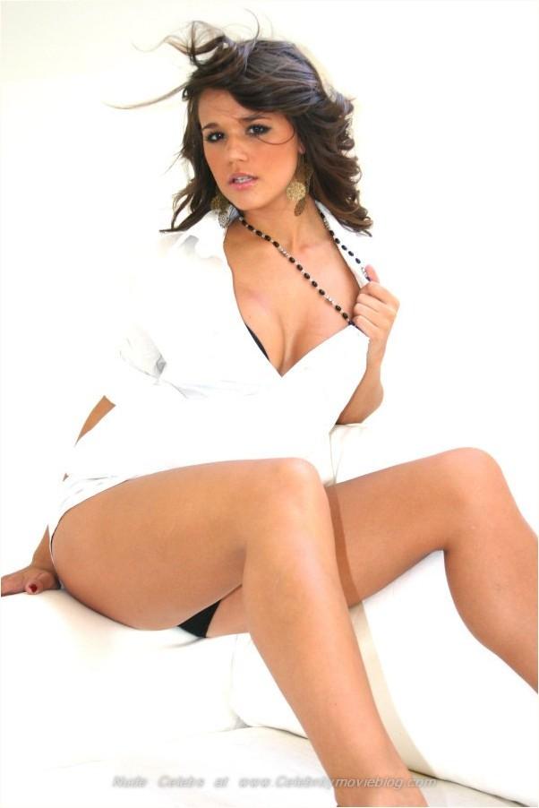 Naomi millbank smith black bikini apologise, but