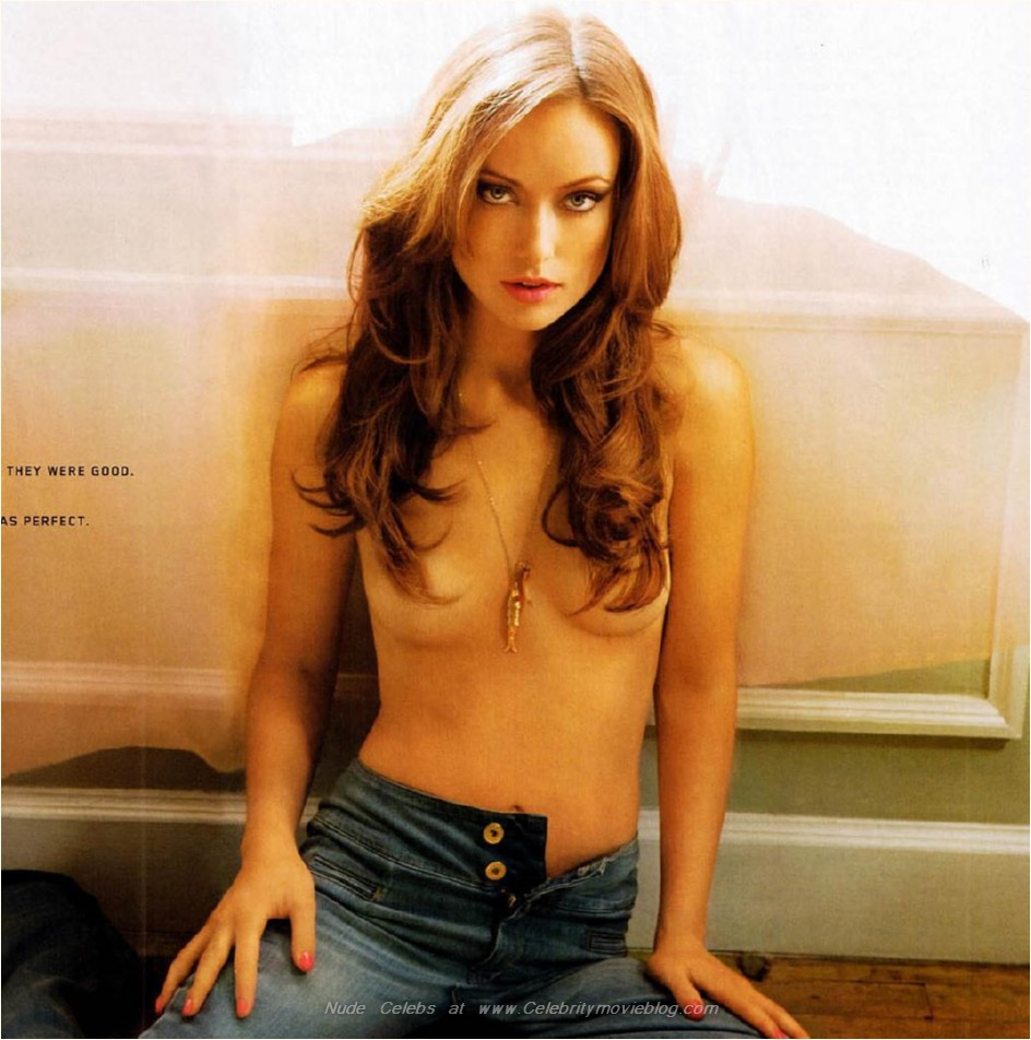 Olivia Wilde hot & sexy , nude wallpaper